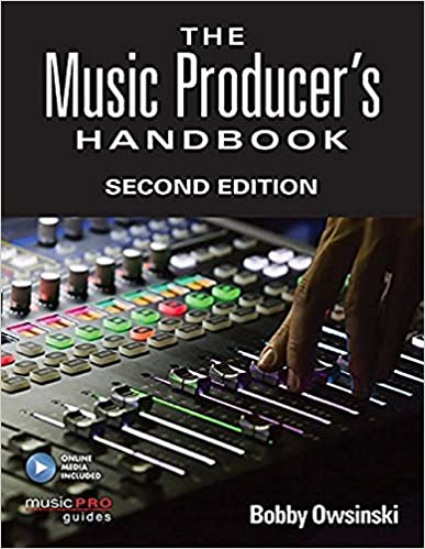 Download Music Producers Handbook Second Edition (Music Pro