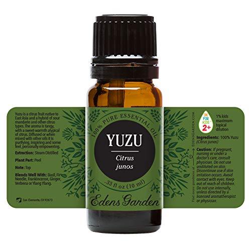 Amazon.com: YUZU 100% puro grado Terapéutico Aceite Esencial ...