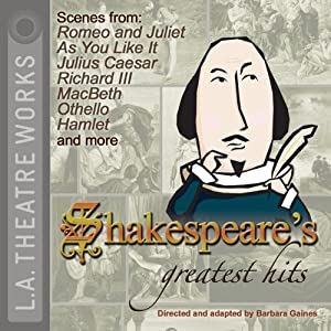 Shakespeare's Greatest Hits Performance