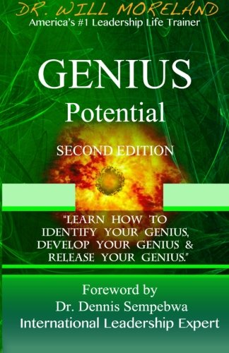 Genius Potential: Learn How To Identify, Develop & Release Your Genius pdf