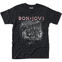 Bon Jovi Slippery When Wet Album' T-Shirt