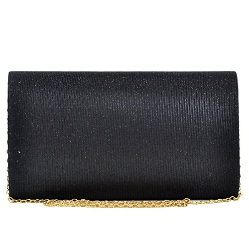 Women Clutch Wedding Party Glitter Bag Evening Elegant For Bags Designer Ladies Frosted Clutch Silver Leather Handbag qUHBnCz