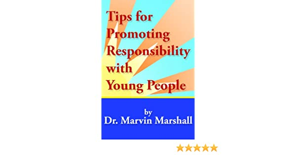 Tips for Promoting Responsibility with Young People