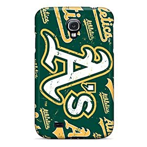 High Quality Galaxy S4 Cases And Covers Printing Oakland Athletics