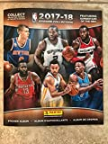 2017/18 Panini NBA Basketball Sticker Collection Album