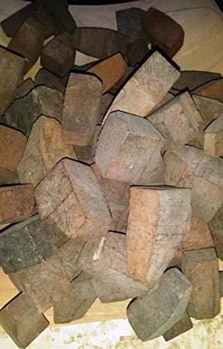 Briar Block Ebauchons 2Pcs Lot Size 2