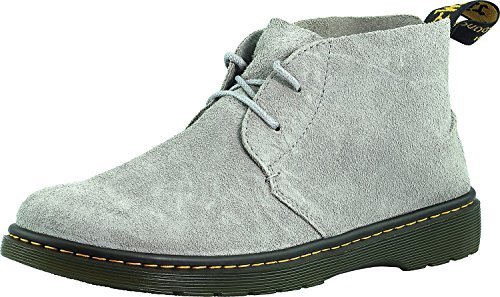 8a7a5002604 Dr. Martens Mens Ember Chukka Boot Mid Grey Bronx Suede Size - Import It All