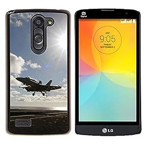 """For LG L Prime D337 / L Bello D337 , S-type Naturaleza Hermosa Forrest Verde 146"""" - Arte & diseño plástico duro Fundas Cover Cubre Hard Case Cover"""