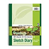 Ecology Recycled Sketch Diary (4798)