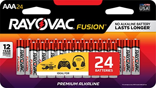 RAYOVAC Advanced Alkaline Batteries 824 24LTFUSJ