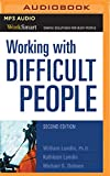 img - for Working with Difficult People (WorkSmart Series) book / textbook / text book