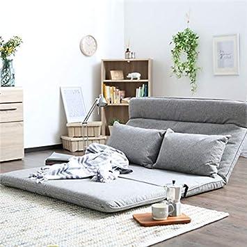 Amazon.com: QIANLAI - Sofá cama de salón, sillón de futón ...