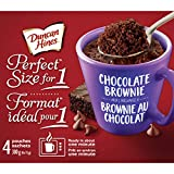 Duncan Hines Perfect Size for 1 Brownie Mix, 300 Grams