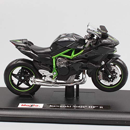 CHEMOXING 1:18 Scale Mini Diecast Street Super Sport Bike Trail Racing Motorcycle Modeling Toy for Kid's Boys