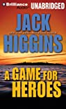 A game for heroes par Higgins