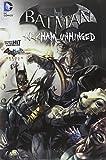 Batman - Arkham Unhinged, Derek Fridolfs, 1401240194