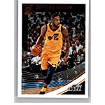 2018-19 Donruss Basketball Card #83 Derrick Favors Utah Jazz Official Panini.