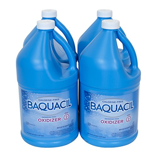 4 gallons of Baquacil Shock & Oxidizer by Arch Pool Chemi...