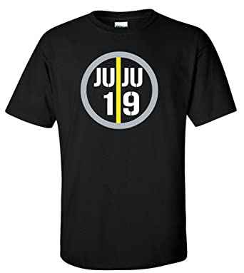 00ee809f Amazon.com: PROSPECT SHIRTS Black Pittsburgh Juju Juju 19