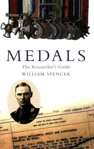 Medals: The Researcher's Guide