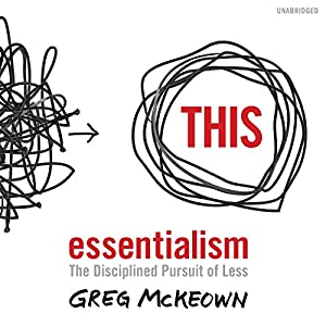 Essentialism Audiobook