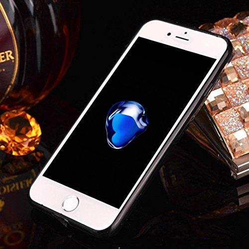 MXNET IPhone 7 Plus Fall, gepresste reale getrocknete Blume weiche TPU schützende Fall-rückseitige Abdeckung CASE FÜR IPHONE 7 PLUS ( SKU : Ip7p2295e )