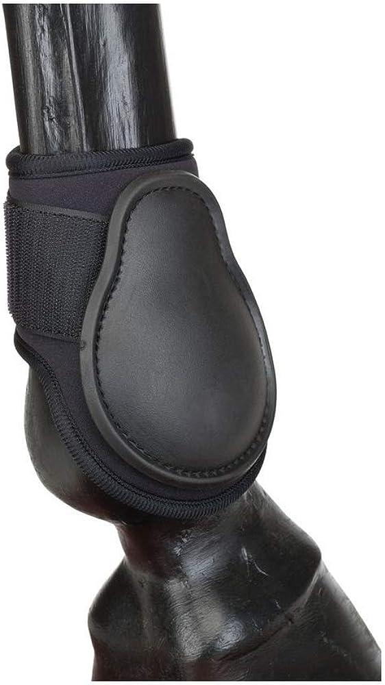 Black Large HyIMPACT Fetlock Boots