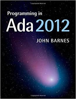 Programming in Ada 2012: John Barnes: 9781107424814: Amazon.com: Books