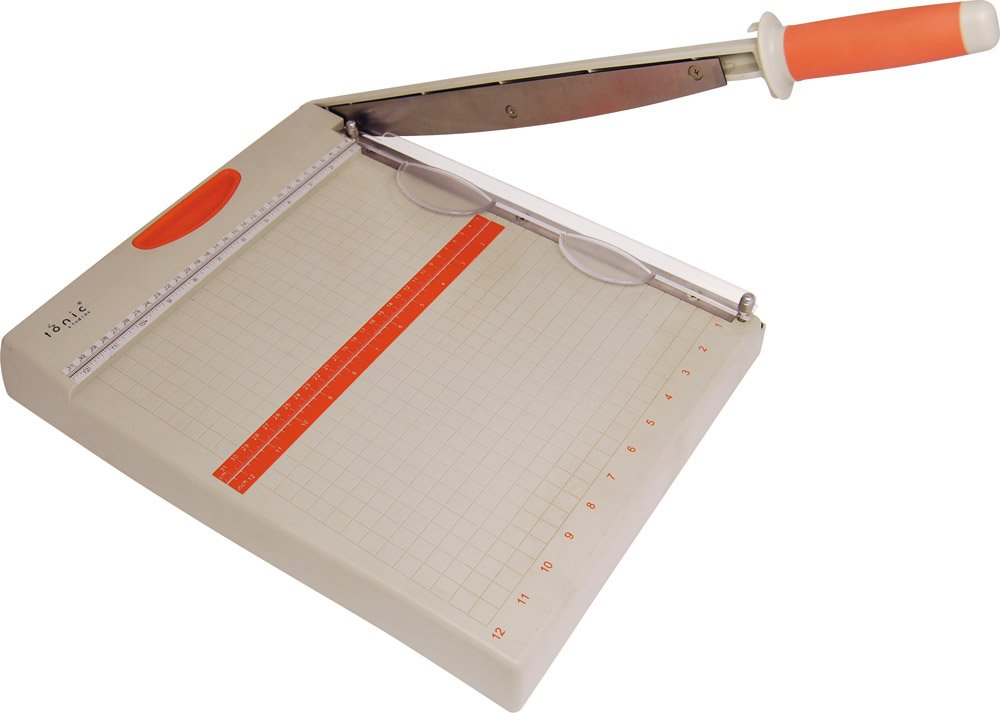 Tonic Studios Guillotine Maxi Trimmer 12'', Color may vary by TONIC STUDIOS