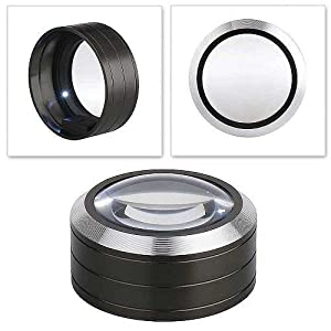 Hampton Direct LED Magnifying Glass & Paperweight