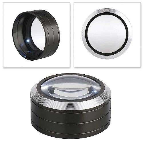 magnifying glass polishing - 2