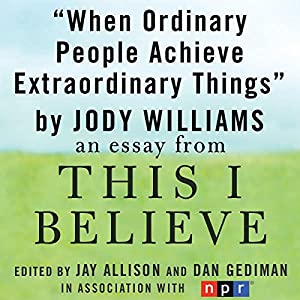 this i believe essays format We've compiled various sample essays from people who have recently completed the college application process these essays were chosen for their i will be ready to take a big step ready for a change, i believe i'll need only one pair after this point the shoes will be both fun.