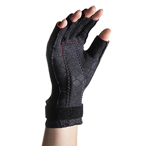 Thermoskin Carpal Tunnel Glove, Right Hand, Black, Small