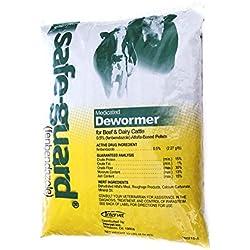Merck Animal Safe Guard Dewormer 0 5 Alfalfa Based Pellets 10lb