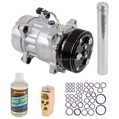 - AC Compressor w/A/C Repair Kit For Volkswagen EuroVan 2001 2002 2003 - BuyAutoParts 60-80385RK New