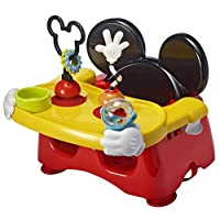 Los primeros años de Disney Baby Helping Hands Feeding and Activity Seat, Mickey Mouse