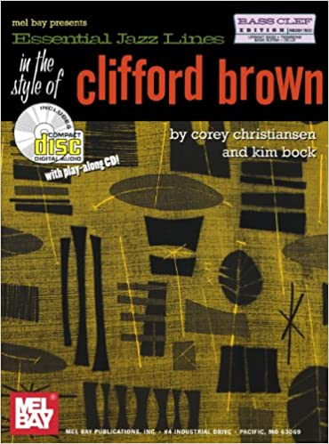 Downloadning af e-bøger til ipad Essential Jazz Lines: In The Style Of Clifford Brown ePub