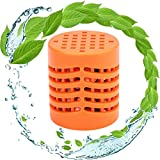Warmshine Mineral Spa Sanitizer Stick for Hot Tubs,Natural Hot Tub Mineral Sanitizer Stick Without Heavy Chemicals(1.58X1.38 Inches)