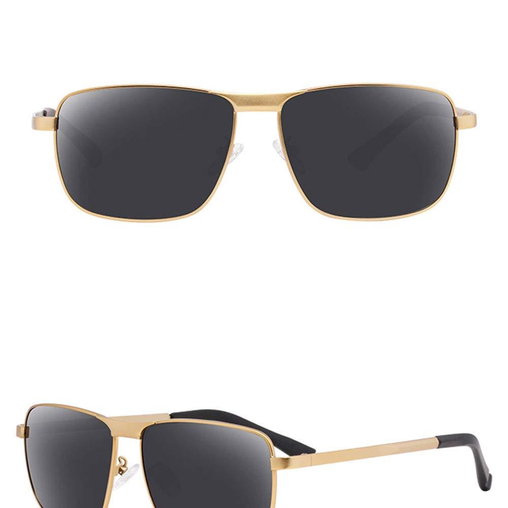 Wangwen Gafas De Sol Polarizadas De Conducción Retro para ...