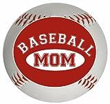E&S Pets Baseball Mom Car Magnet with Baseball