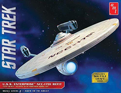 AMT Star Trek U.S.S. Enterprise Refit Round 2, LLC