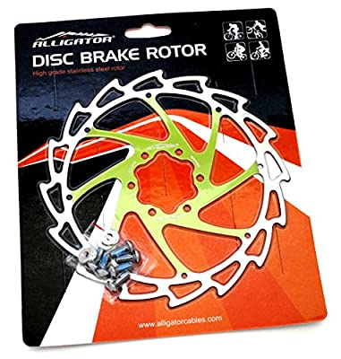 Alligator Light Weight Wind-Cutter Disc Brake Rotor