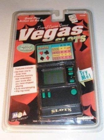 (Travel Casino Games Vegas(TM) Slots Handheld Game)