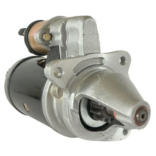 Db Electrical Slu0008 Starter For Massey Ferguson Tractor  Perkins,Allis Chalmers Farm 160,Jc Bamford Loader 406, Lift truck, Industrial Tractor, Crawler, Various Models (Industrial Crawler)