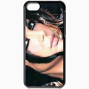 diy phone casePersonalized ipod touch 4 Cell phone Case/Cover Skin Haifa Vehbi Haifa Wehbe Singer Model Oriental Music Brunette Blackdiy phone case