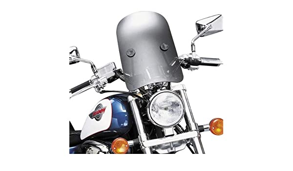 Slip Streamer HD-3 Tombstone Windshield for 1976-2011 Yamaha Motorcycles