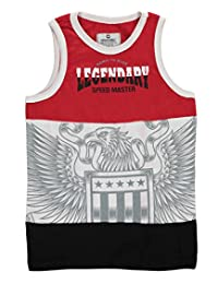 "Akademiks Big Boys' ""Speed Master"" Tank Top"