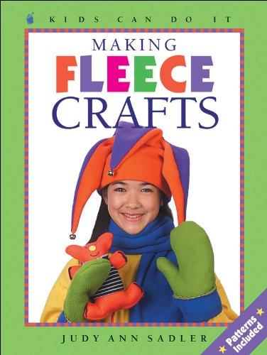 Making Fleece Crafts (Kids Can Do It) ebook