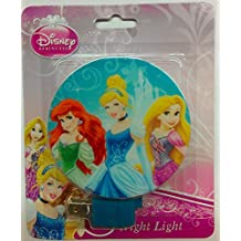 Disney Princess Night Light (Purple)