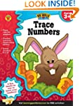 Trace Numbers, Ages 3 - 5 (Big Skills...